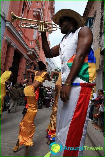 Uusi vuosi Havannassa