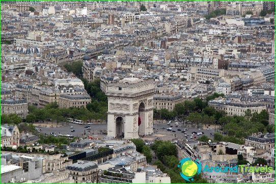 باريس في 5 أيام
