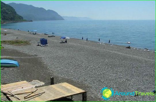 Джорджия плажове
