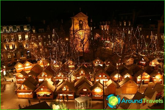 Joulu Ranskassa