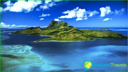 Mauritiuksen saari