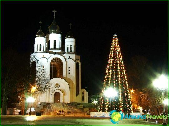 Kerst in Rusland