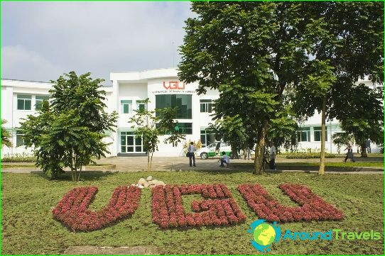 Koulutus Vietnamissa