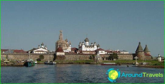 Solovetsky-klooster