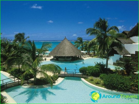 Lomat Mauritiuksella lokakuussa