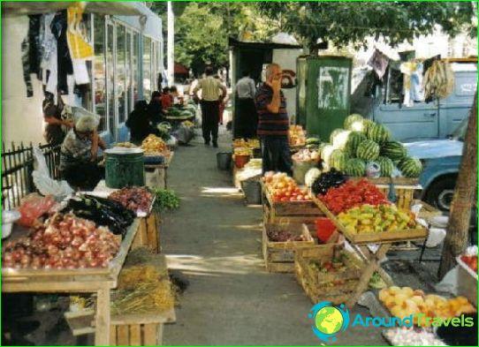 Winkelen in Georgië
