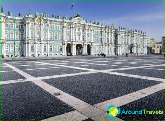 Какво да правя в Санкт Петербург?