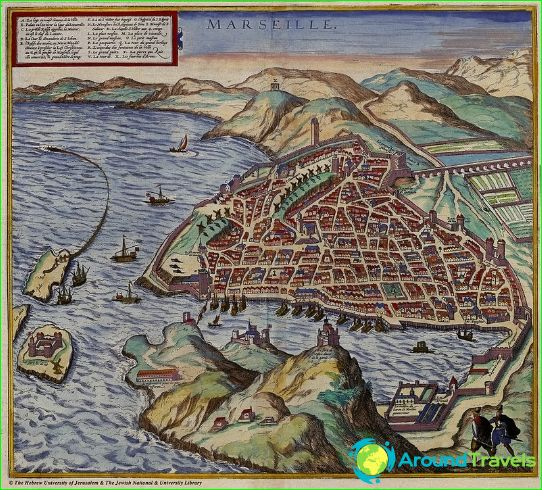 Marseille in 1575