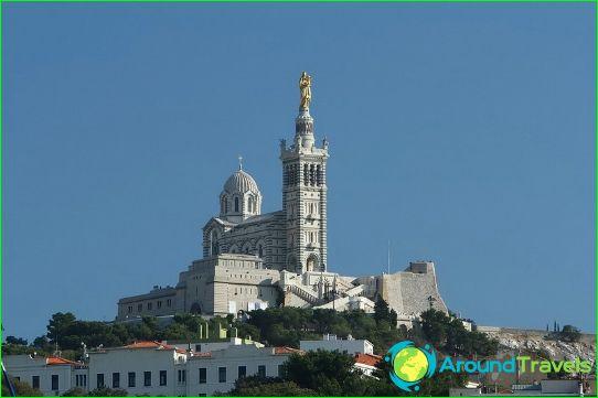 Kathedraal Notre Dame de la Garde