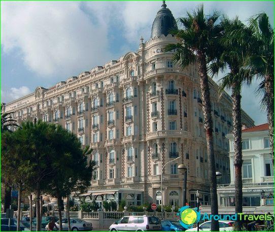 Geschiedenis van Cannes