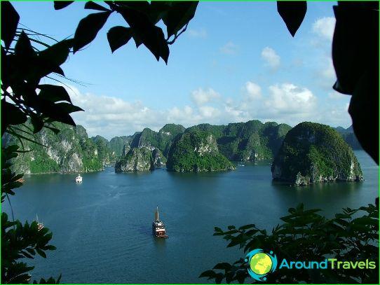 Vietnamin saaret