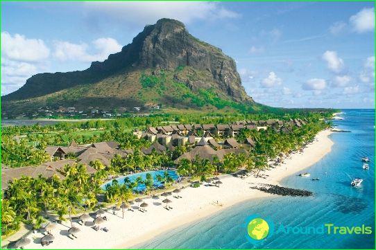 Waar te ontspannen op Mauritius