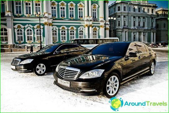 تأجير سيارات في سان بطرسبرج