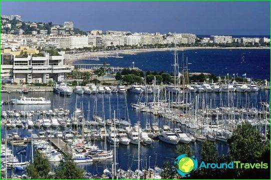 Mitä tehdä Cannesissa?