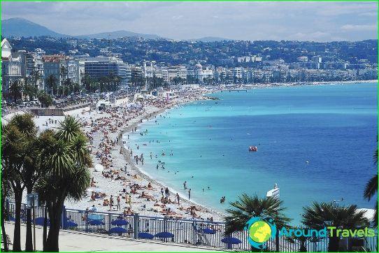 Mitä tehdä Nizzassa?