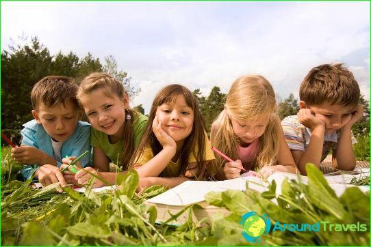 Kinderkampen in Rusland