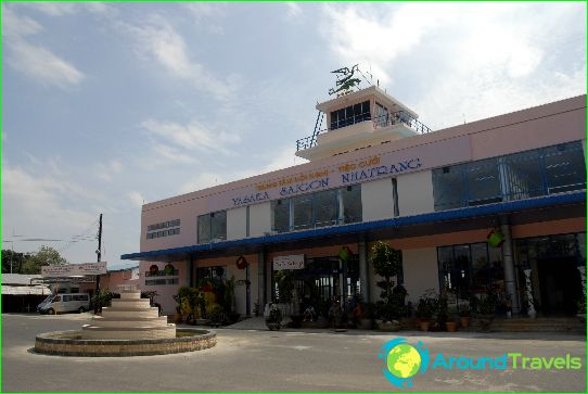 Luchthaven in Nha Trang