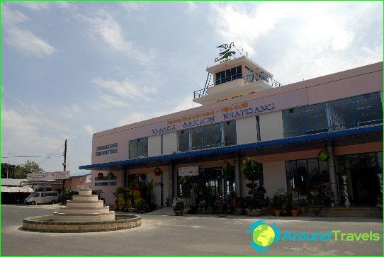 Lentokenttä Nha Trang