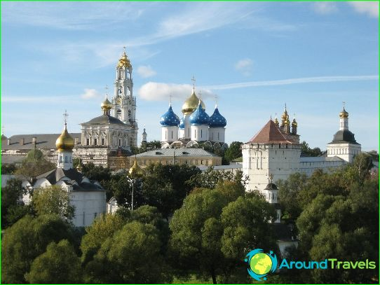 Bustours in Rusland