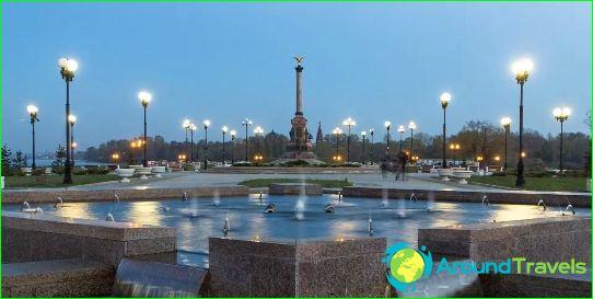 Lomat Venäjällä elokuussa