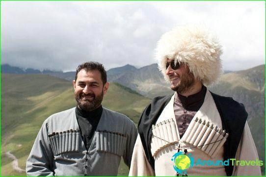 Georgian väestö
