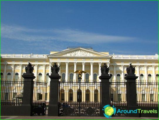 Excursies in St. Petersburg