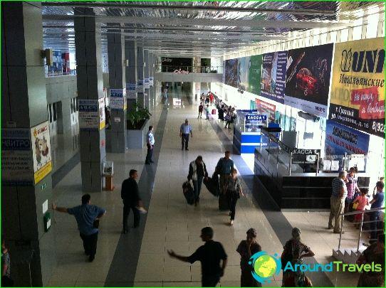 Lentokenttä Grozny