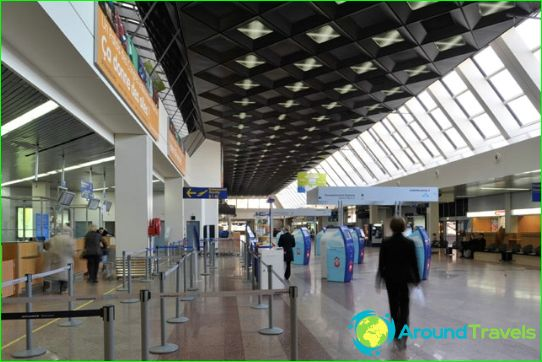 Luchthaven in Straatsburg