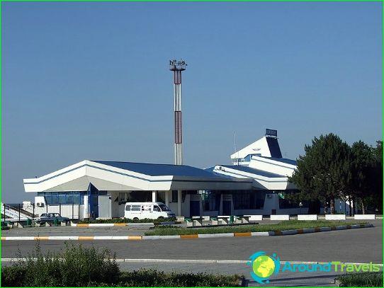 Lentokenttä Nalchik
