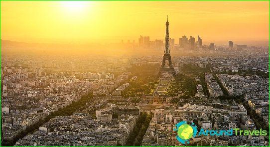 رحلة مستقلة إلى باريس