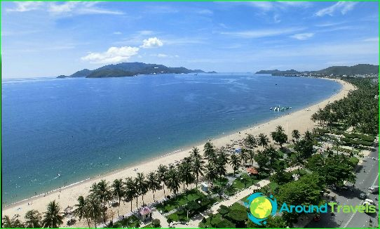 Itsenäinen matka Nha Trangiin