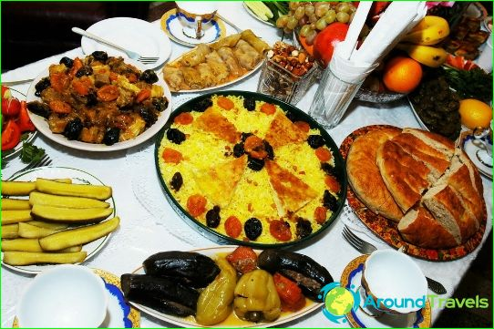 Traditionele Kaukasische keuken