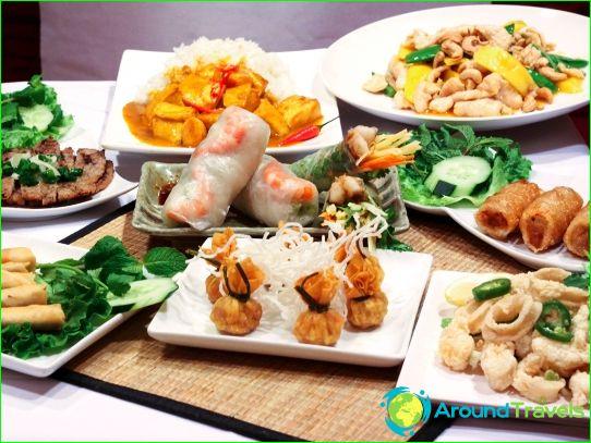 Vietnamese traditionele keuken