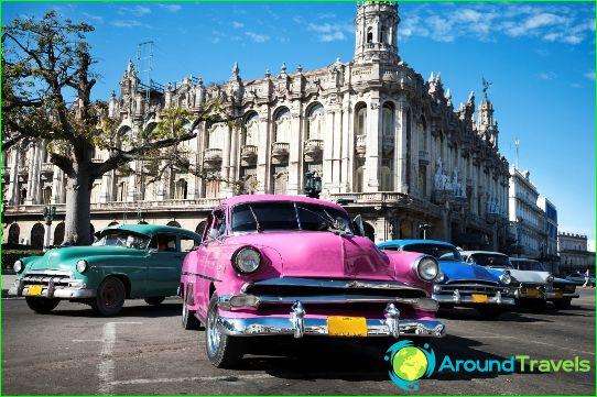 Mitä ottaa Kuubaan