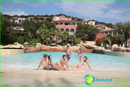 De beste resorts in Frankrijk