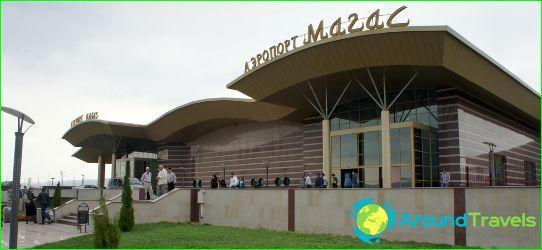 Ingushetian lentokenttä