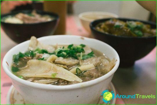 Hong Kong traditionele keuken