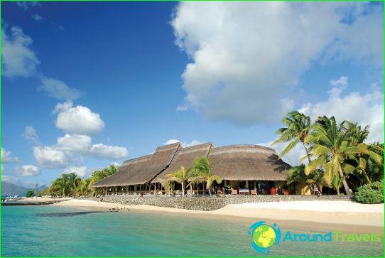Loma Mauritiuksella tammikuussa