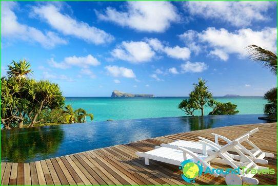 Loma Mauritiuksella helmikuussa