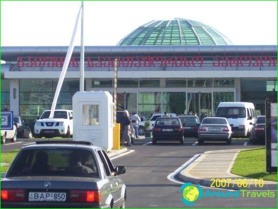 Летище в Батуми