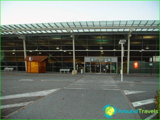 Lentokenttä Grenoble