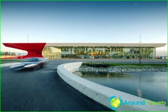 مطار في كوتايسي