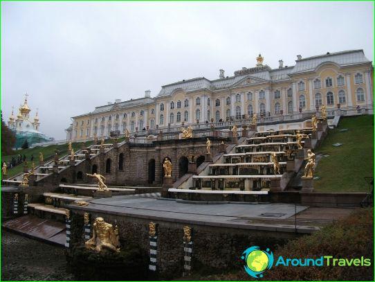Vakantie in Rusland in november