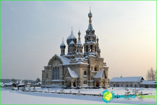 Venäjän lomat tammikuussa