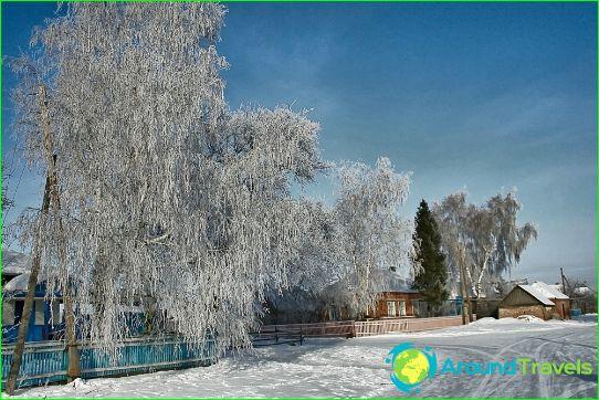Lomat Venäjällä helmikuussa