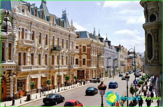 Hinnat Tbilisissä