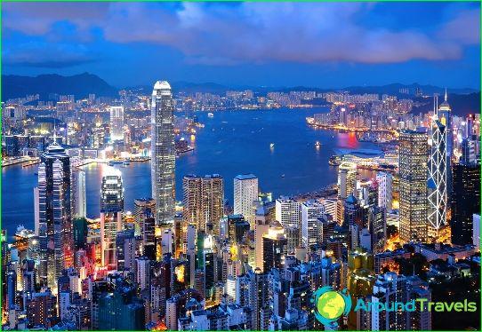 Цени в Хонг Конг