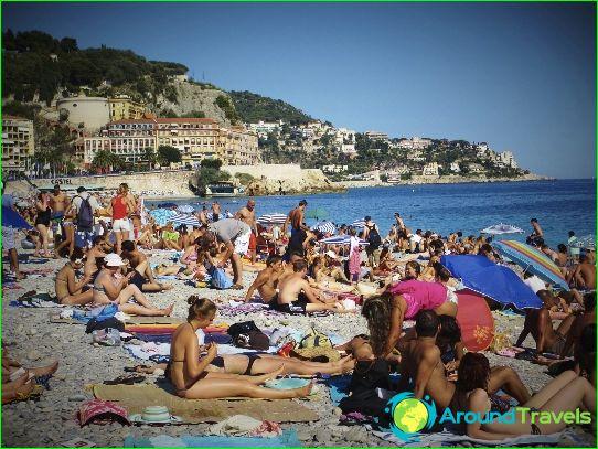 Prijzen in Nice
