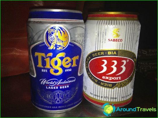 Vietnam Drankjes