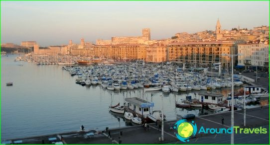 Prijzen in Marseille